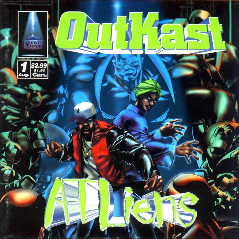 "OutKast ""ATLiens"" (1996)"