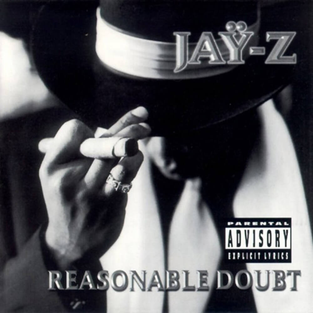 "Jay Z ""Reasonable Doubt"" (1996)"