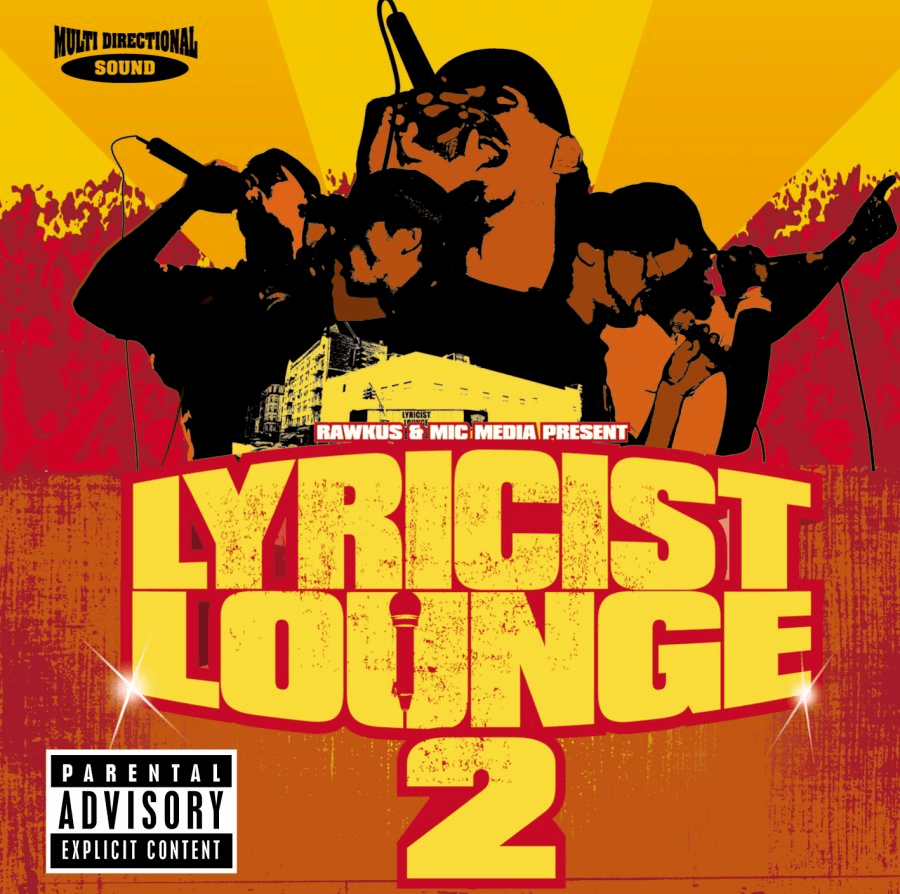 Lyricist Lounge 2 (2000)
