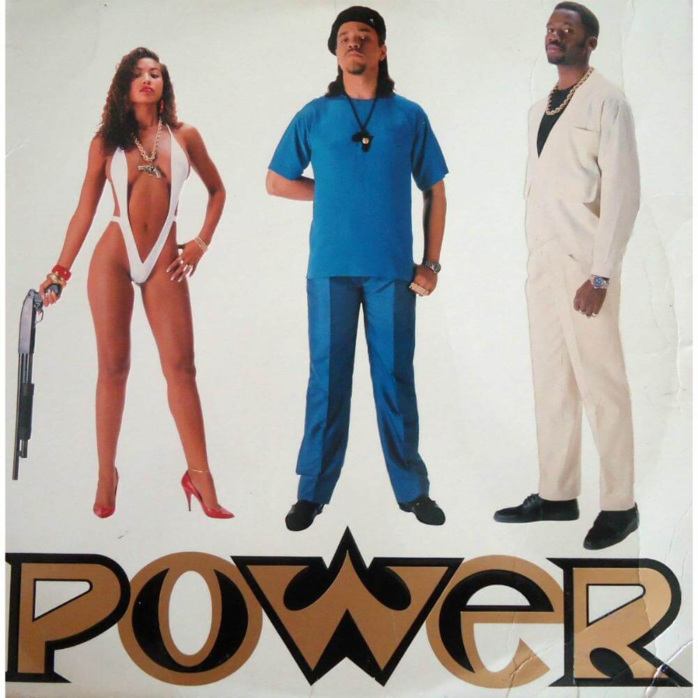"Ice T ""Power"" (1988)"