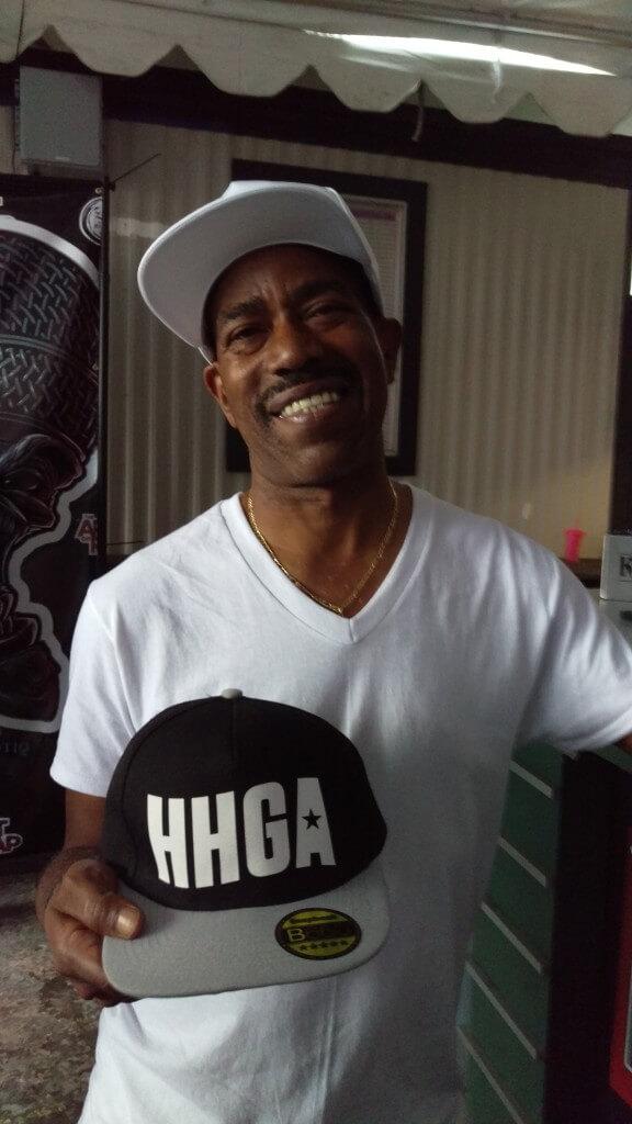 Kurtis Blow HHGA