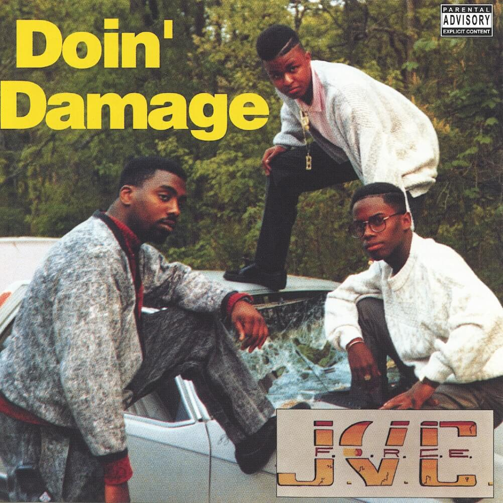JVC Force Doin Damage