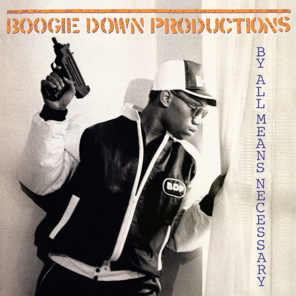 "Boogie Down Productions ""By All Means Necessary"" (1988)"