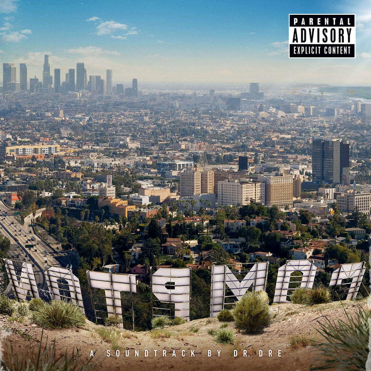 "Dr Dre ""Compton"" (2015)"