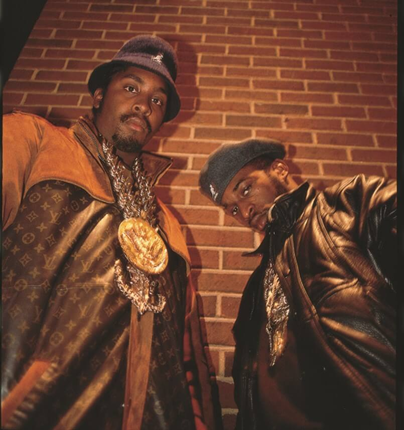 Eric B And Rakim Glen E Friedman