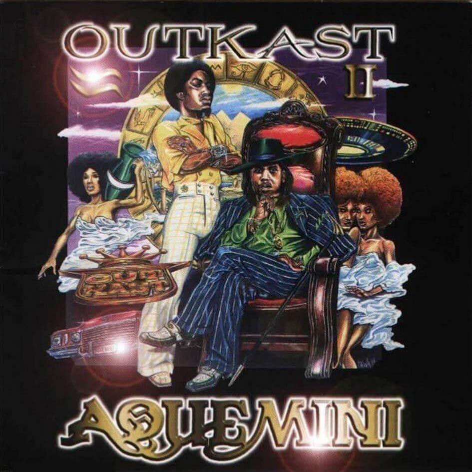 """OutKast """"Aquemini"""" (1998)"""