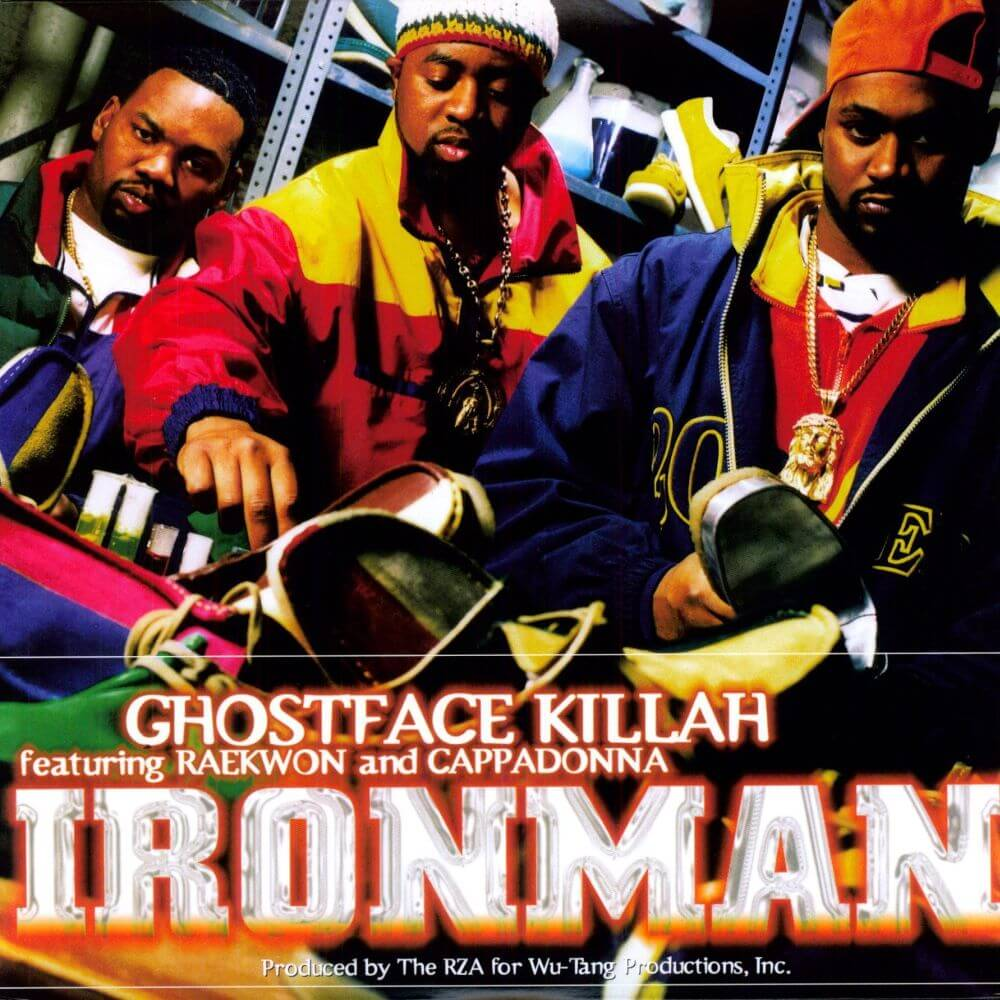 GHOSTFACE KILLAH IRON MAN 1996