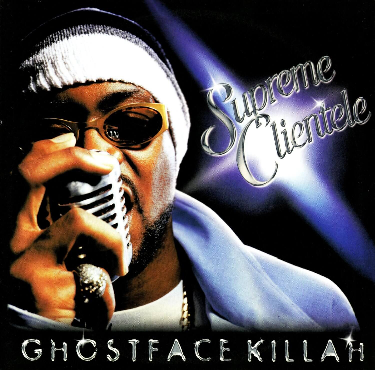 "Ghostface Killah ""Supreme Clientele"" (2000)"