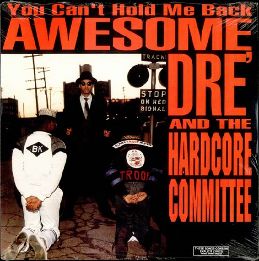 Awesome+Dre+-+You+Cant+Hold+Me+Back+-+LP+RECORD-527371