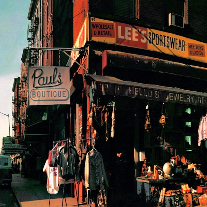 "Beastie Boys ""Paul's Boutique"" (1989)"