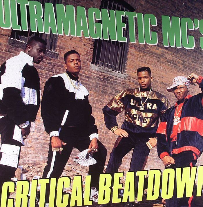 "Ultramagnetic MCs ""Critical Beatdown"" (1988)"