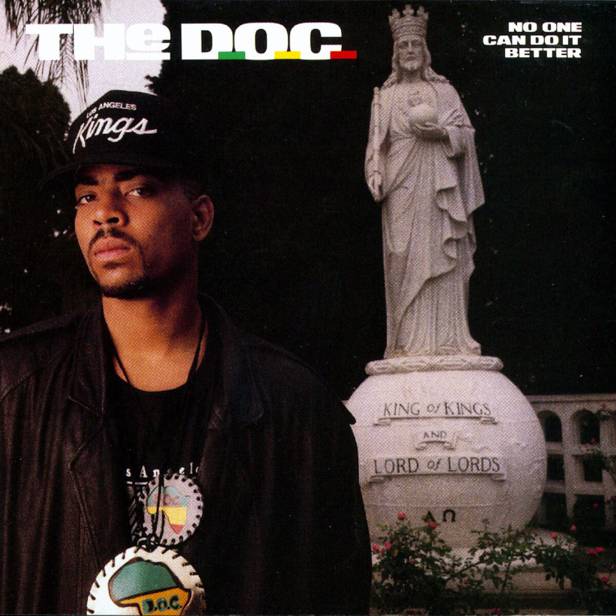 "The D.O.C. ""No One Can Do It Better"" (1989)"