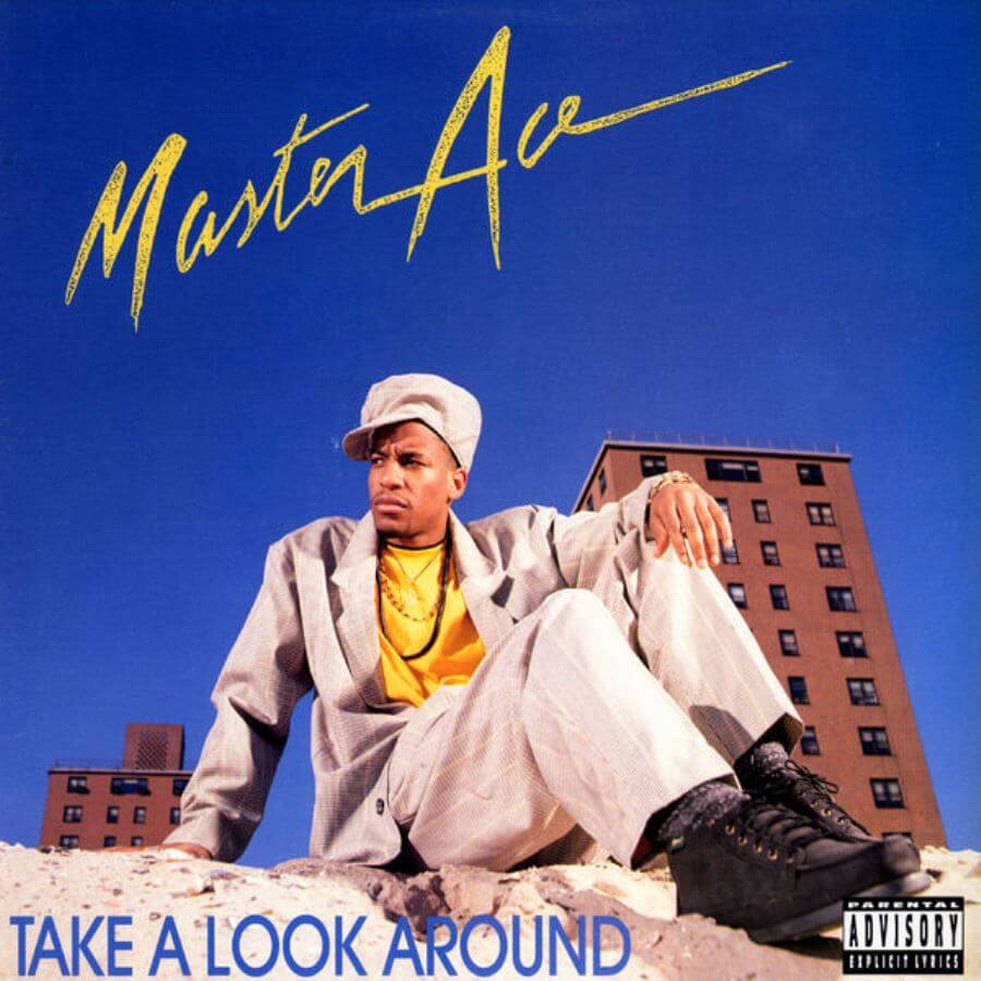 "Master Ace ""Take A Look Around"" (1990)"