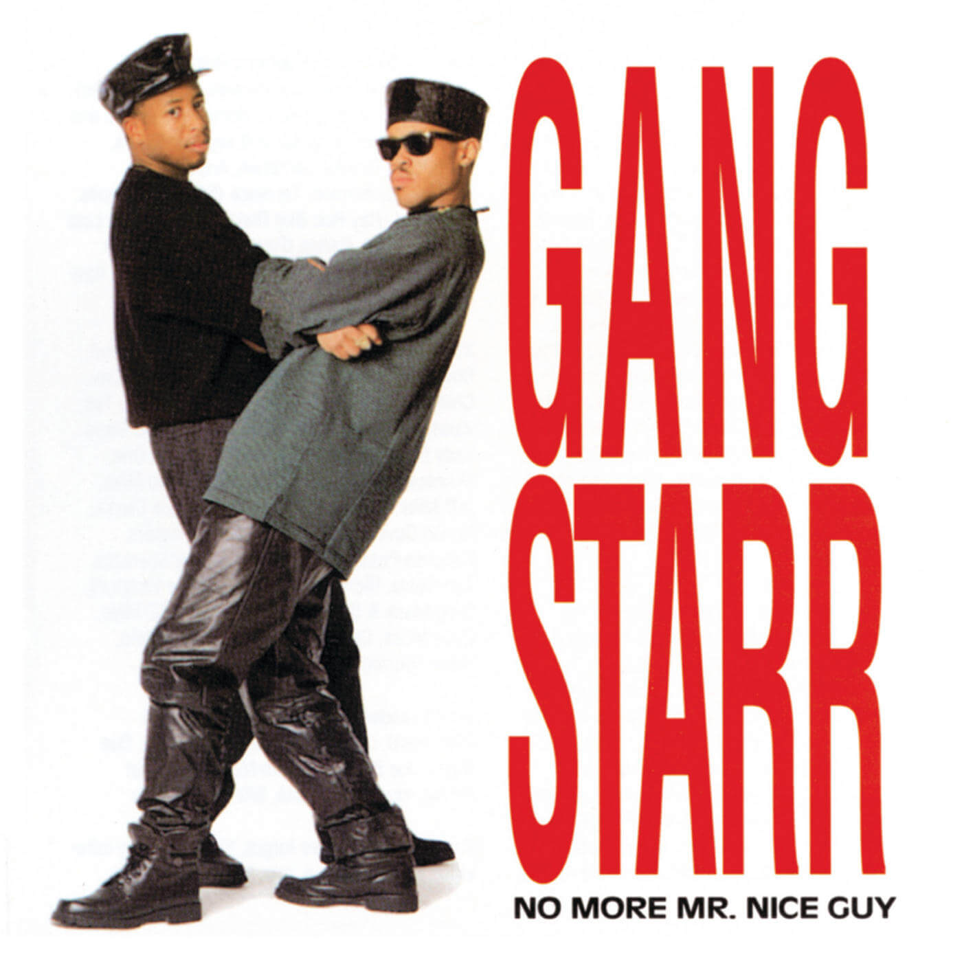 "Gang Starr ""No More Mr Nice Guy"" (1989)"