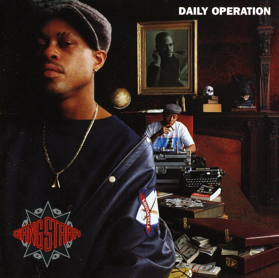 "Gang Starr ""Daily Operation"" (1992)"