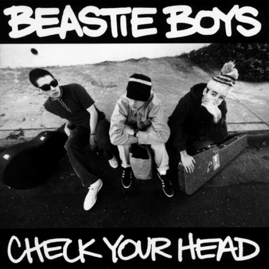 "Beastie Boys ""Check Your Head"" (1992)"