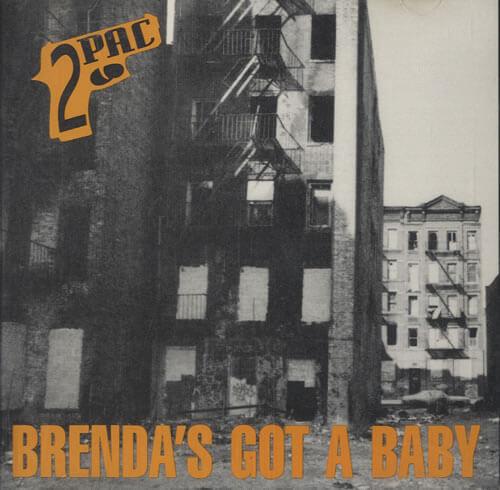 "2Pac ""Brenda's Got A Baby"" (1991)"
