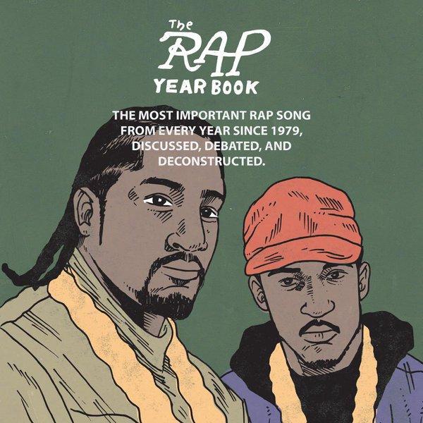 eric b rakim the rap year book