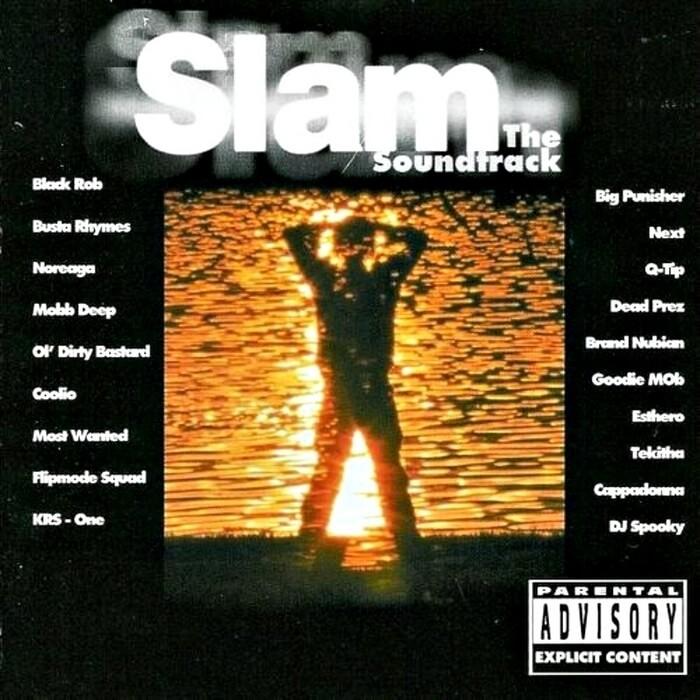 slam soundtrack cover