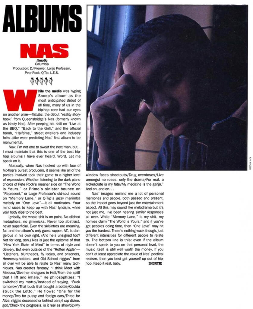 nas the source review