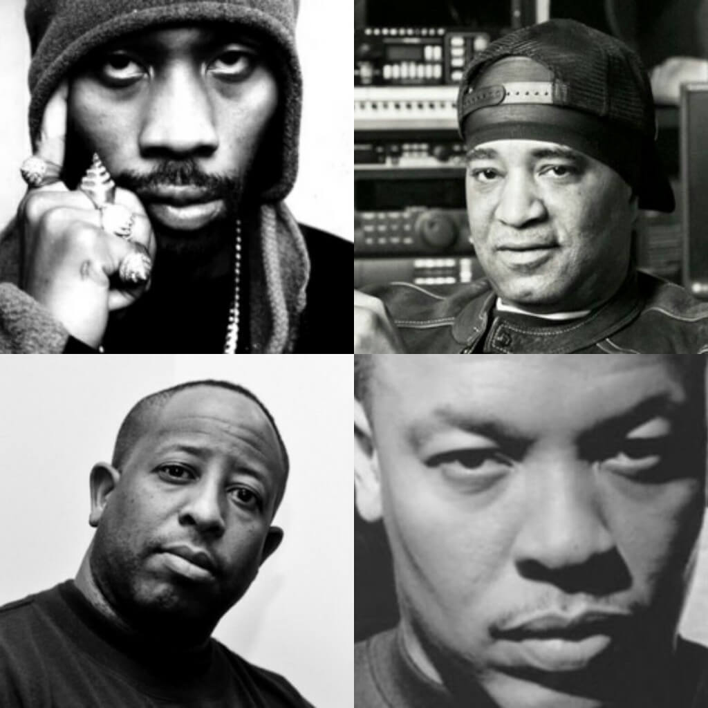 463bb078965 Best Hip Hop Producers Of All Time - Hip Hop Golden Age Hip Hop ...