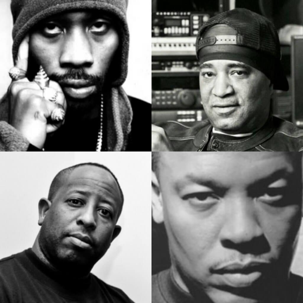 hip hop producers