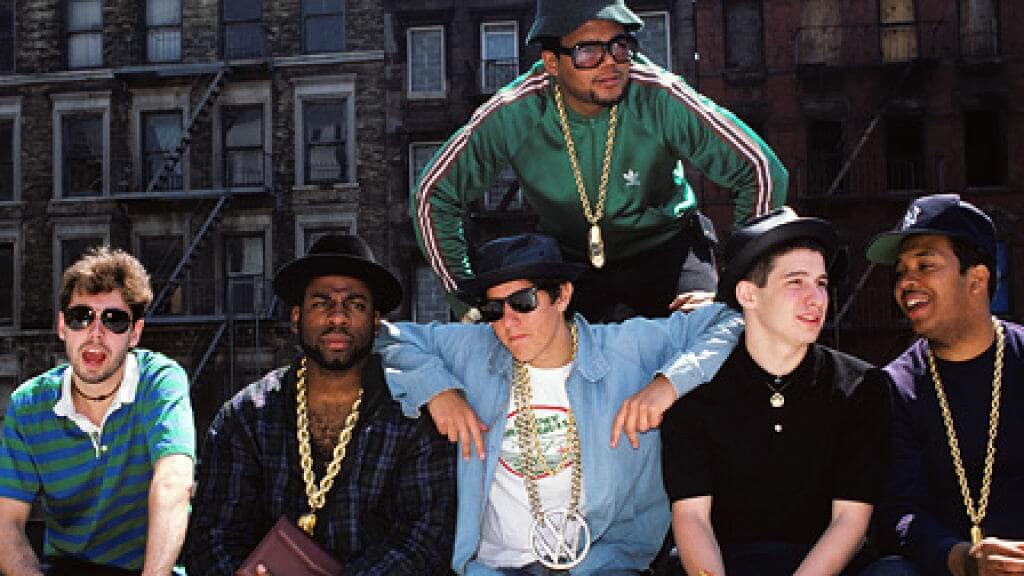 run dmc beastie boys 1987