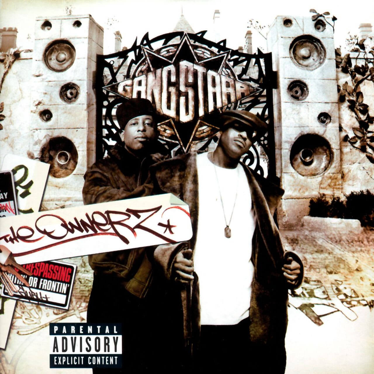 "Gang Starr ""The Ownerz"" (2003)"