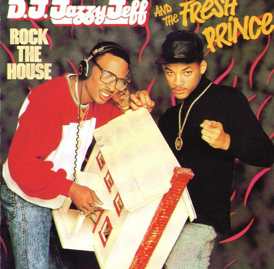 DJ Jazzy Jeff Fresh Prince Rock The House 1987