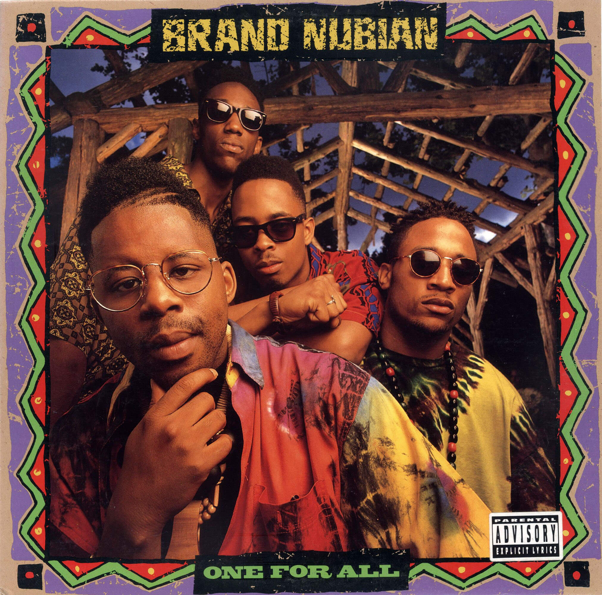 "Brand Nubian ""One For All"" (1990)"