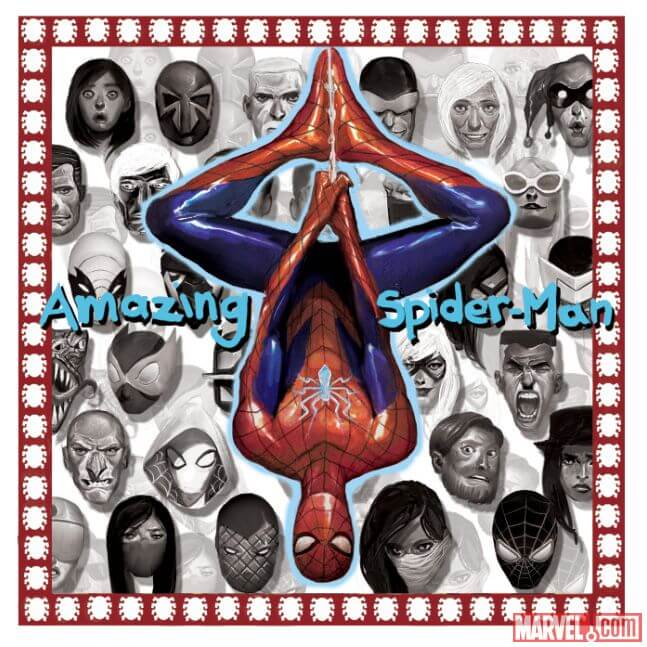 Hip Hop Marvel Variant Cover ATCQ