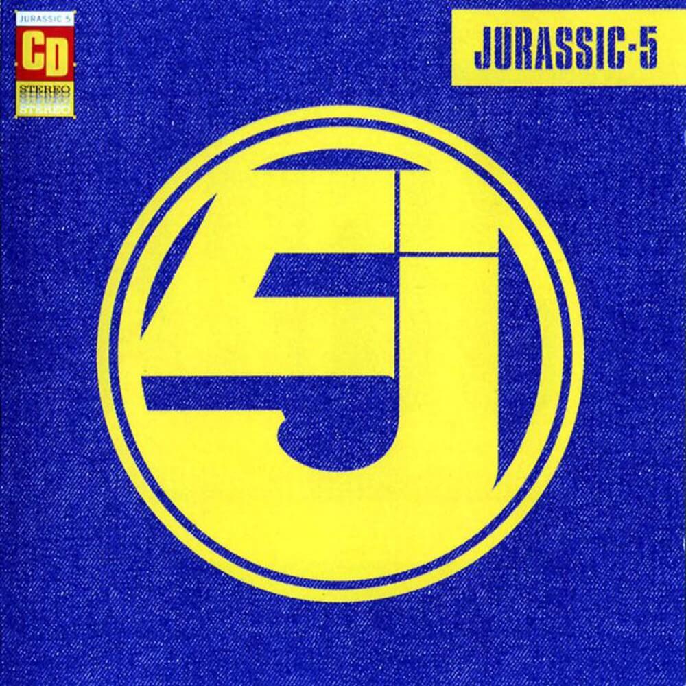 """Jurassic 5 """"Jurassic 5"""" (1998)"""