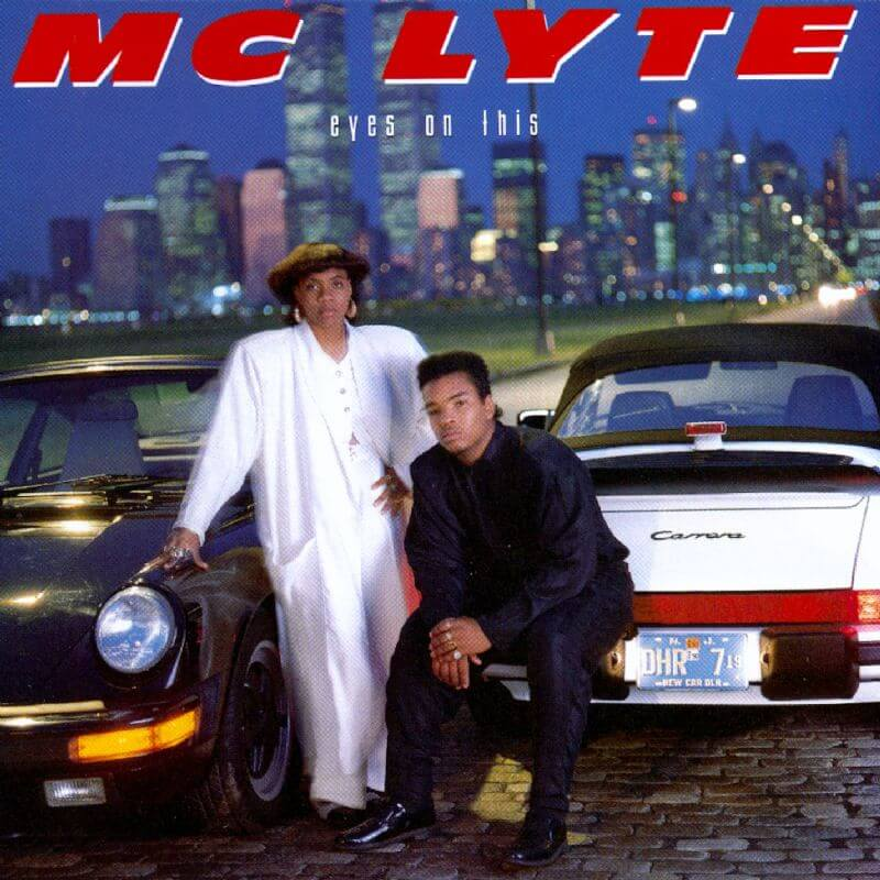 eyes on this mc lyte