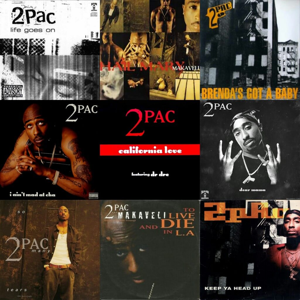 2pac best songs