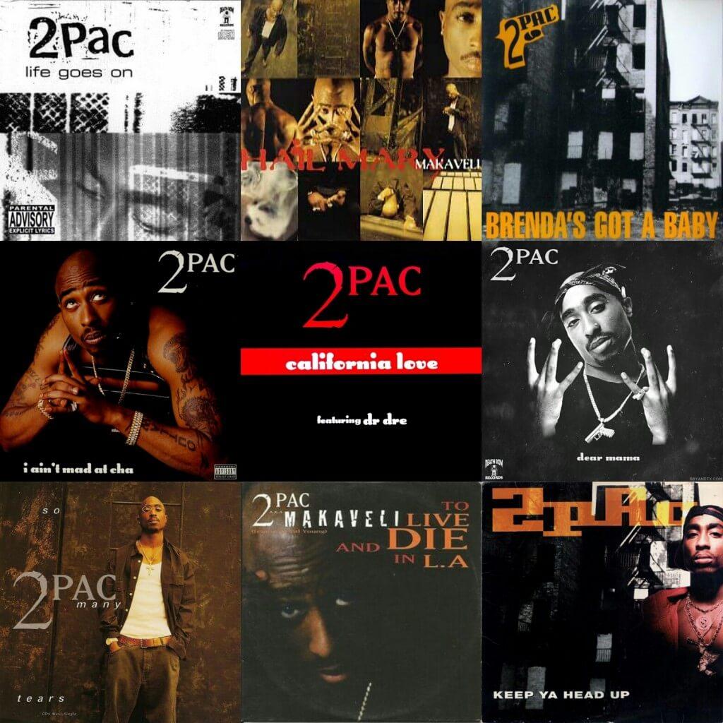 2pac best songs