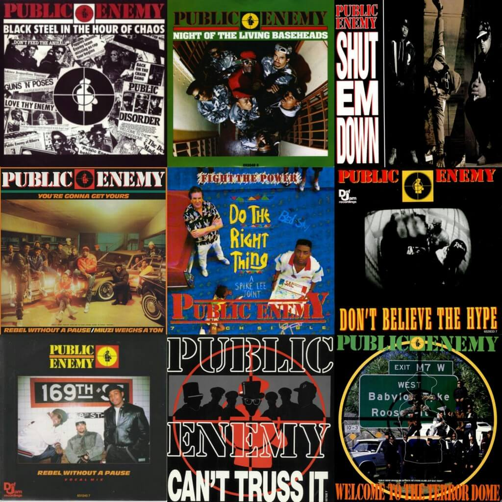 Public Enemy Best Songs