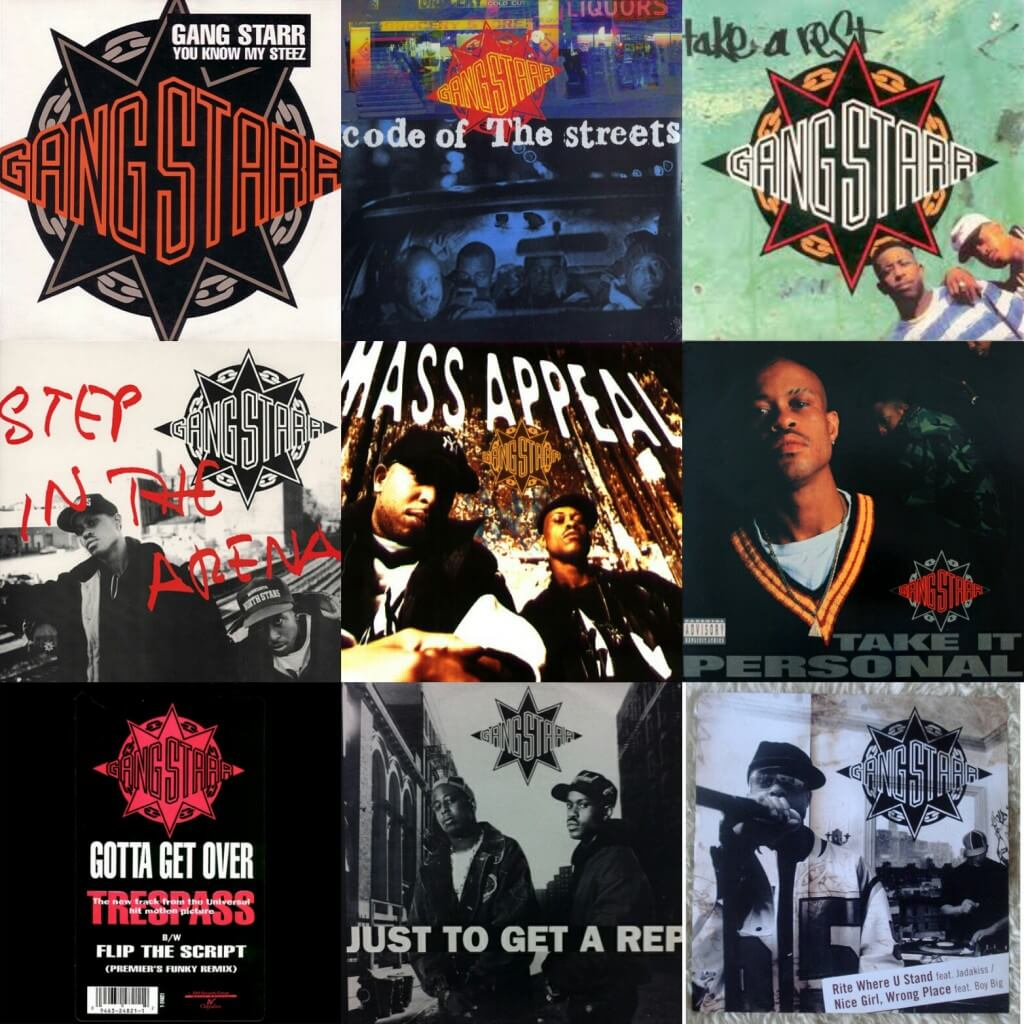 gang starr best songs