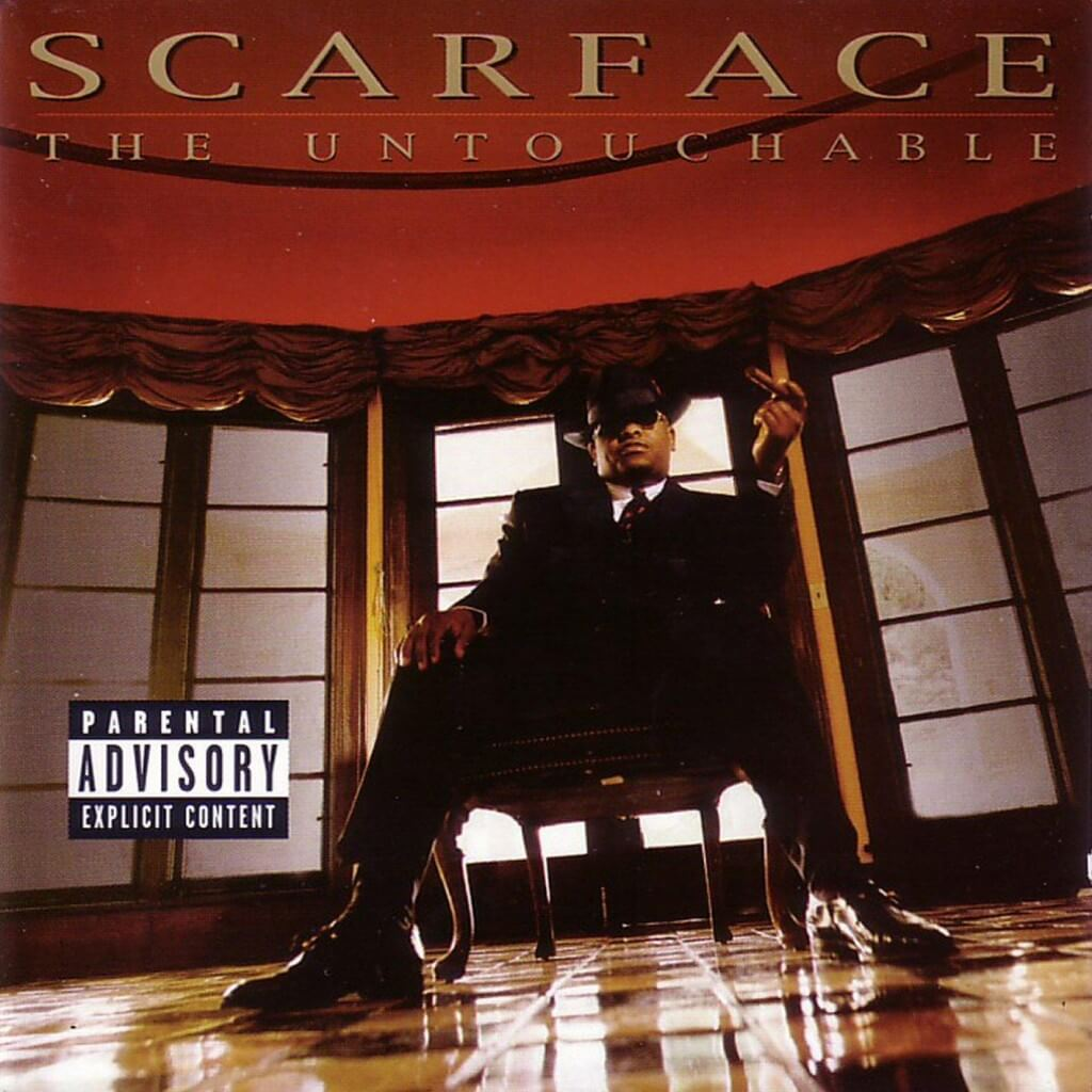 Scarface - The Untouchable - Front