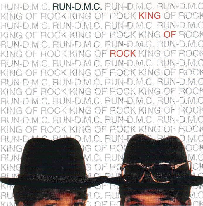 run dmc king of rock 1985