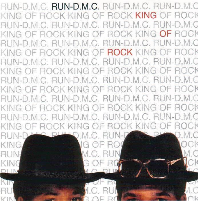 run dmc king of rock 1985