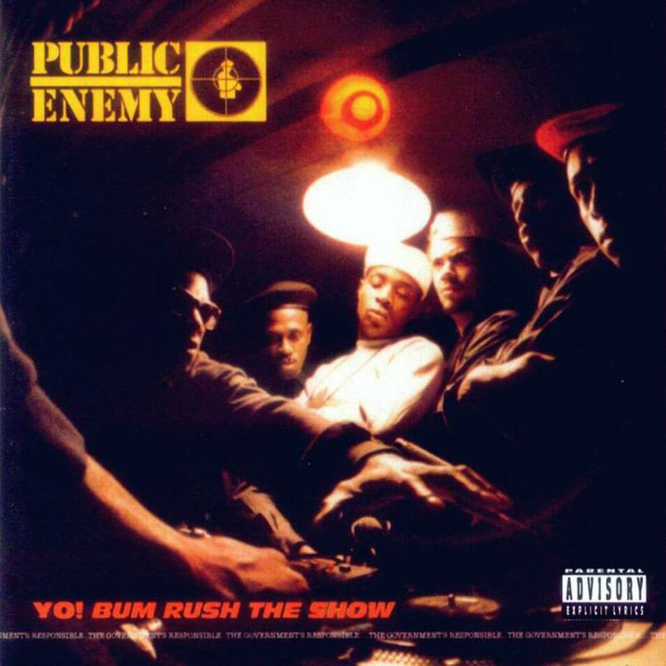 public enemy album cover 1987