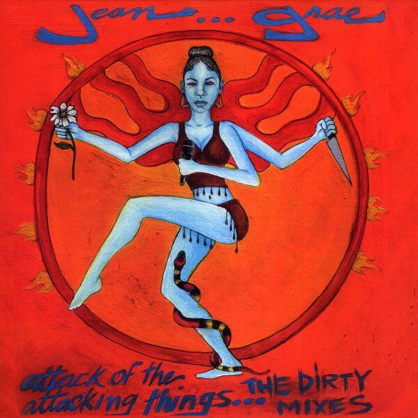 Attack of the Attacking Things Jean Grae