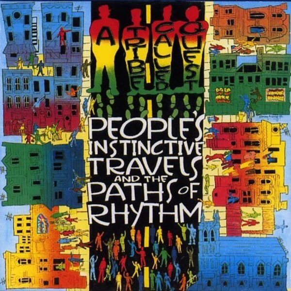 A Tribe Called Quest Peoples Instinctive travels on the paths of rhythm 1990