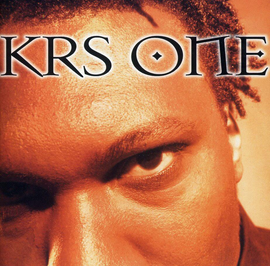 """KRS One """"KRS One"""" (1995)"""