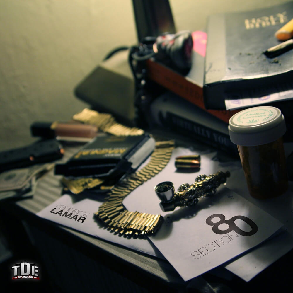 "Kendrick Lamar ""Section.80"" (2011)"