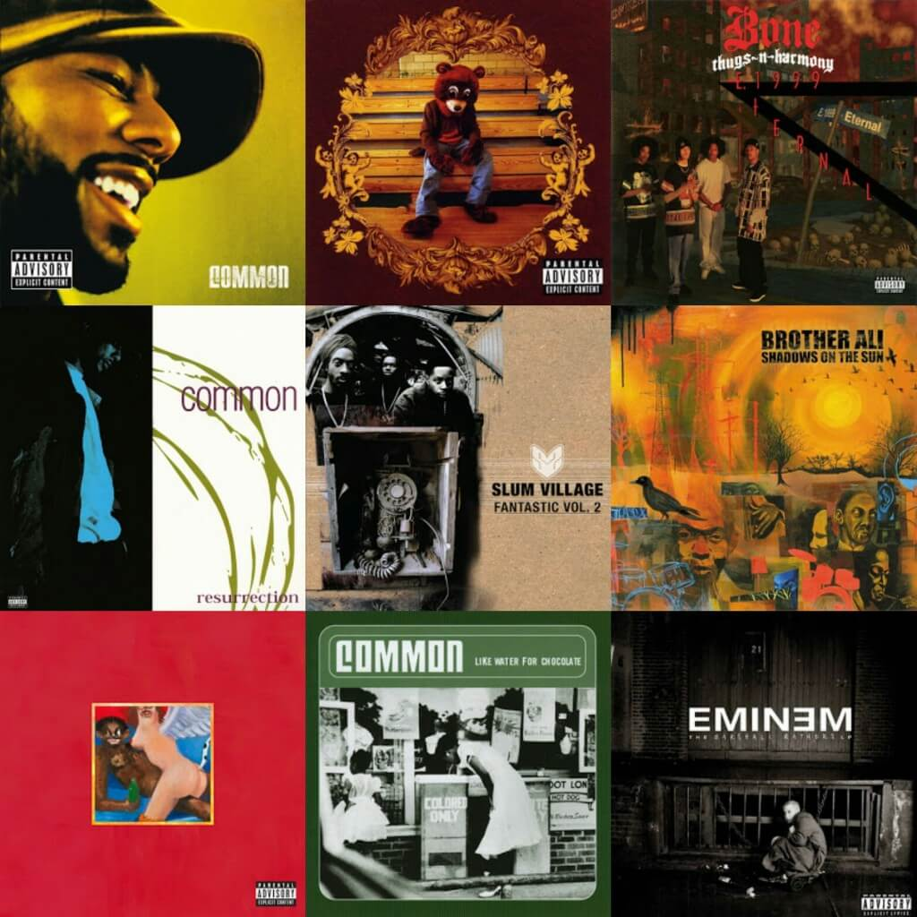 Mid West Hip Hop Best Albums