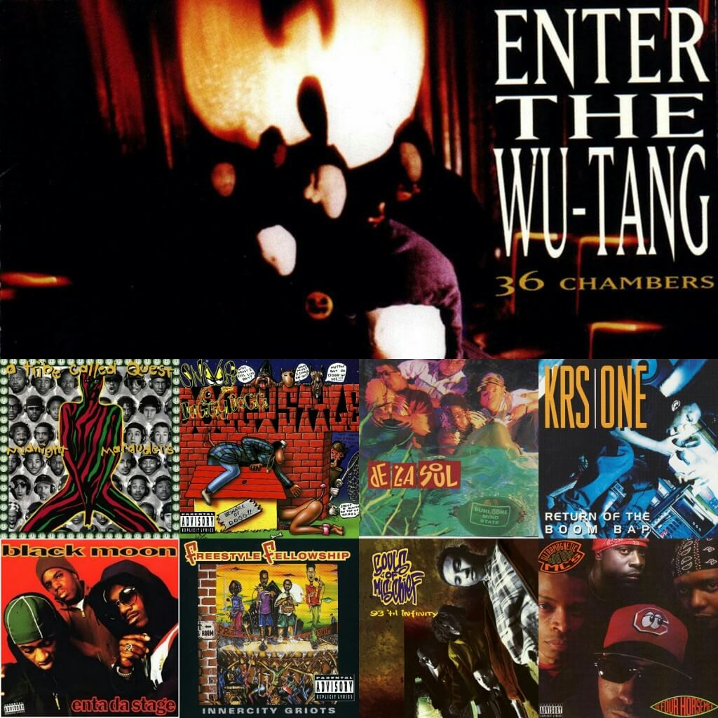 1993 best hip hop albums