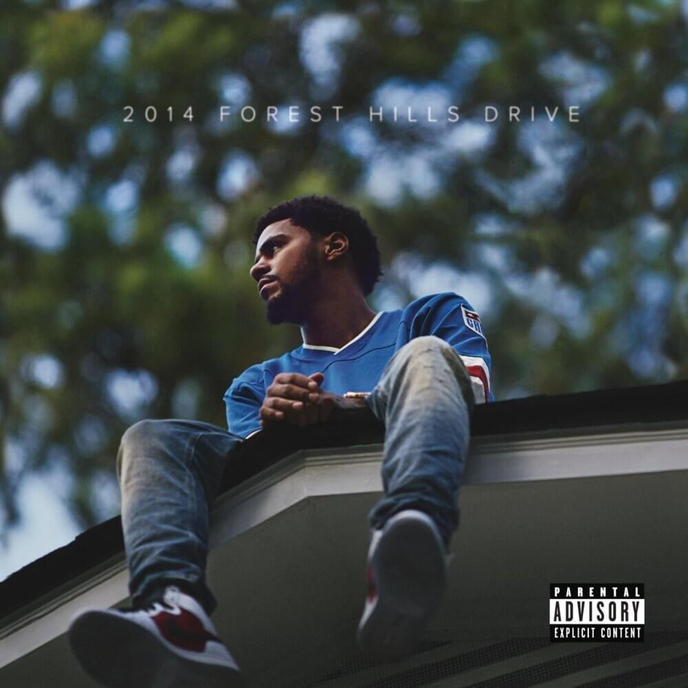 j cole 2014 forest hill drive album cover