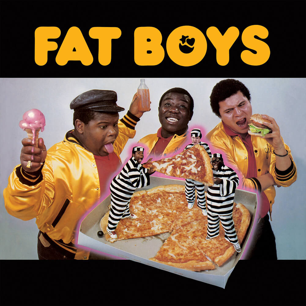 Fat Boys Album 1984