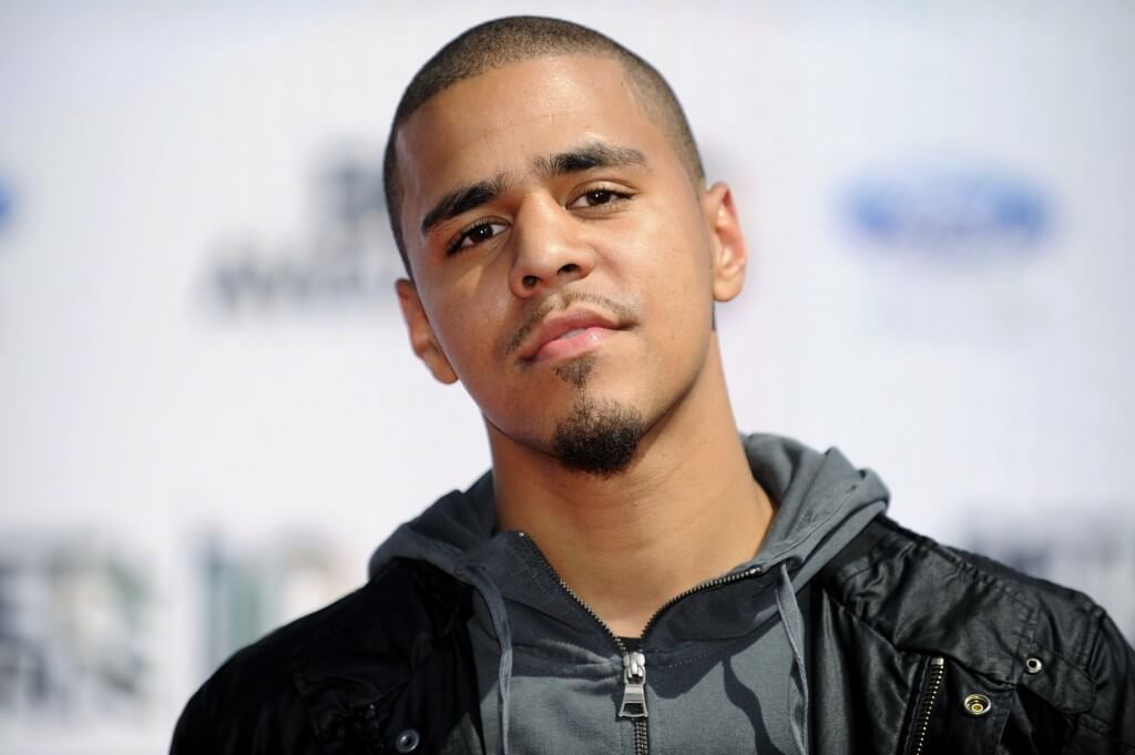 Singer J. Cole arrives at the 2010 BET Awards in Los Angeles June 27, 2010. REUTERS/Gus Ruelas (UNITED STATES  - Tags: ENTERTAINMENT) - RTR2FU6T